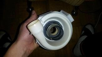 Bosch SMI69N15EU/19 - Zmywarka nie podgrzewa wody - Pompa myj�ca 00654575
