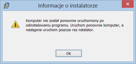 Windows 8, nie mog� ponownie zainstalowa� NOD32