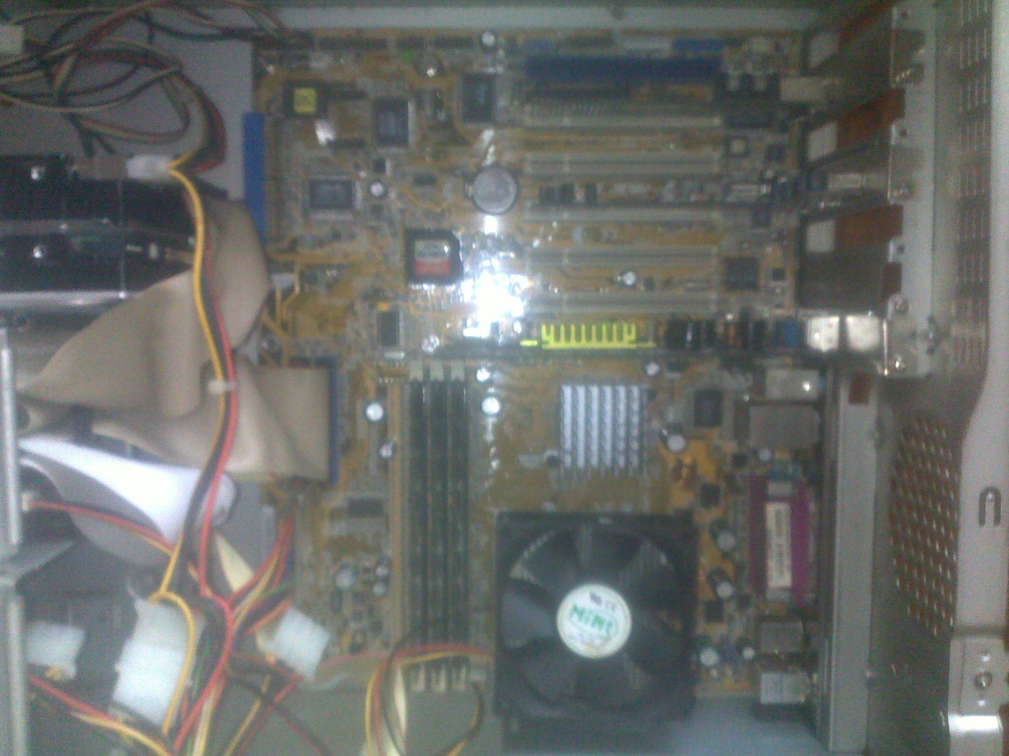 Brak d�wi�ku i problem z BIOS - Brak d�wi�ku w komputerze i problem z Biosem