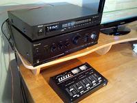 [Sprzedam] Sherwood AI-5010, DENON TU 400 oraz mixer GT-4000SAM