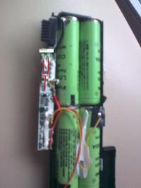 Bateria HP NC6120 bq2084DBT- reset elektroniki po wymianie ogniw