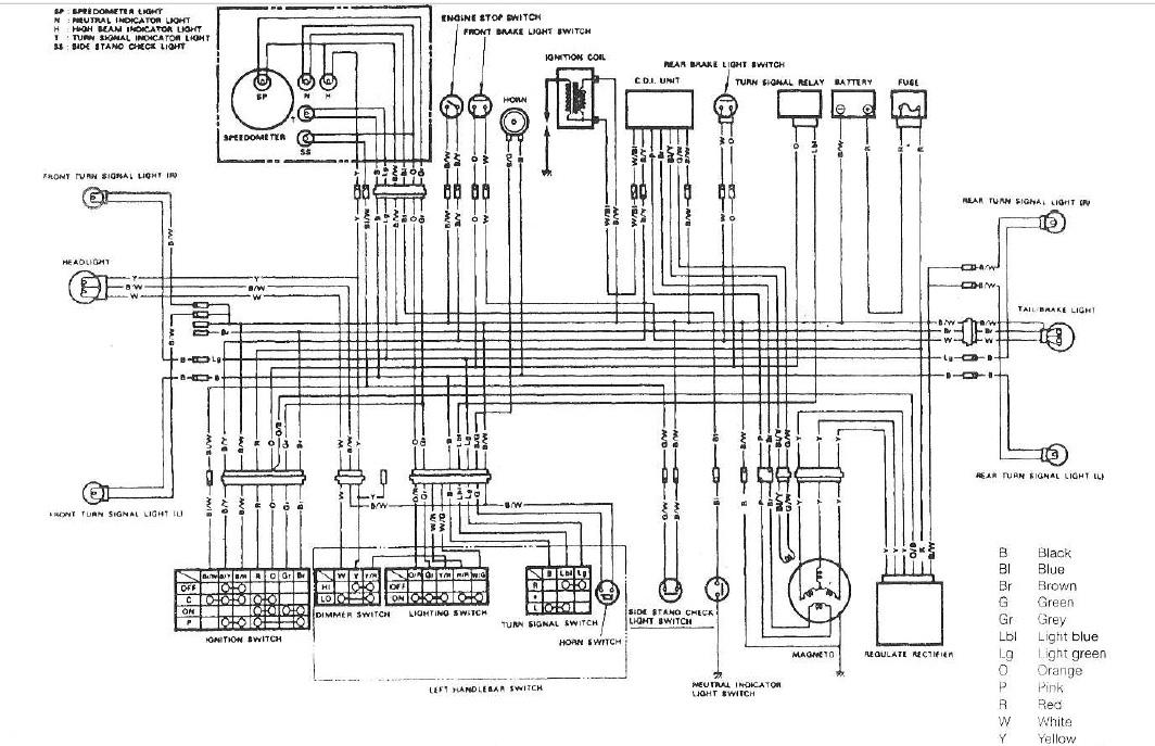 moto cdi elektronika  u2022 view topic - dr125 s