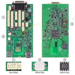 Multidiag - Nie świecą diody - Multidiag CDP PRO - Nie świecą diody