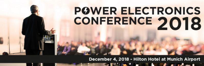 [04.12] Konferencja o zasilaniu w elektronice - Lotnisko Monachium
