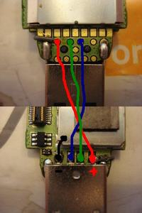 Modem ZTE MF626 problem z urwanymi padami D+ oraz D-