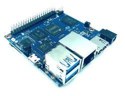 BPI-M2 Pro - jednopłytkowy komputer typu embedded z S905X3, Wi-Fi, Bluetooth