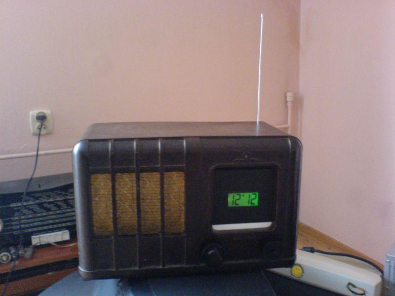 Stare radio lampowe - przer�bka