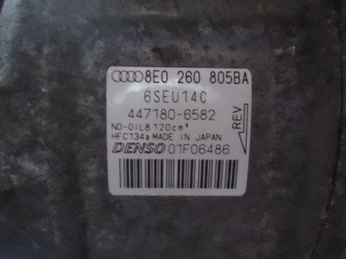 Audi A4 B6 - Nie działa sprężarka klimatyzacji