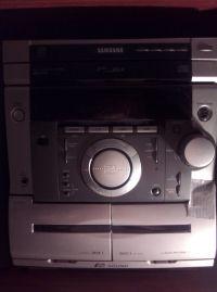 Wieża Samsung oraz brak możliwości odczytania ścieżek audio