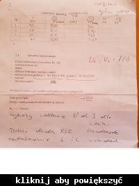 Sprawozdanie: Badania dwójników szeregowych RL i RC