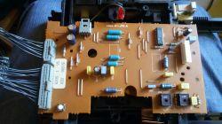 Sl-pj27a - Odtwarzacz CD technics trzaski w glosnikach