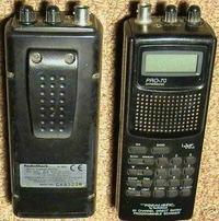 RadioShack PRO-70, PRO70 Instrukcja EN