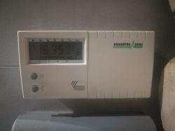 Nie włącza się pompa c.o w piecu elektrycznym