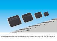 Panasonic rozpoczyna produkcję pierwszych mikrokontrolerów z pamięcią ReRAM