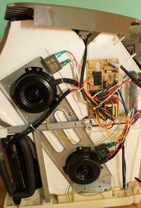 Smartcool/SM26G/Portable-OUTER MOTOR 720071-0Y-3-AL nie wywiewa padł silnik