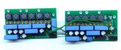 Aktywny balanser rezonansowy do baterii akumulatorów (np. Li-Ion)
