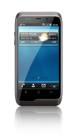 W700 - smartphone na Tegra 2 od K-Touch
