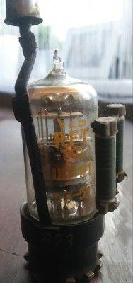 Naprawa radia lampowego Minerva 395U - szukam chętnego
