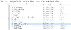 Klon Arduino - po wgraniu program nie działa.