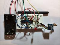 Dorji DRF1278F transceiver tests.
