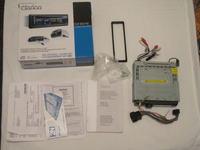 [Sprzedam] Radio Clarion CZ201E oraz g�o�niki Diora GDS 1607