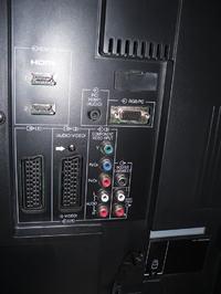 Jak podłączyć subwoofer pochodzący od kina domowego do TV LCD??