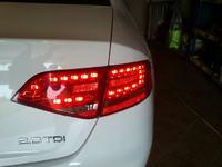Audi A4 B8 - Tylne lampy LED - nie świeci jedna dioda