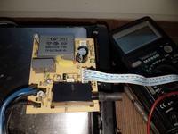 Electrolux Z8810 - Odkurzacz wyłącza i włącza się co parę sekund