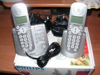 philips cd245 duo z aut. sekretarką (instrukcja obsługi, specyfikacja telefonu)