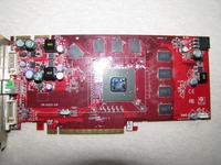 ATI Radeon 3850 czarny ekran