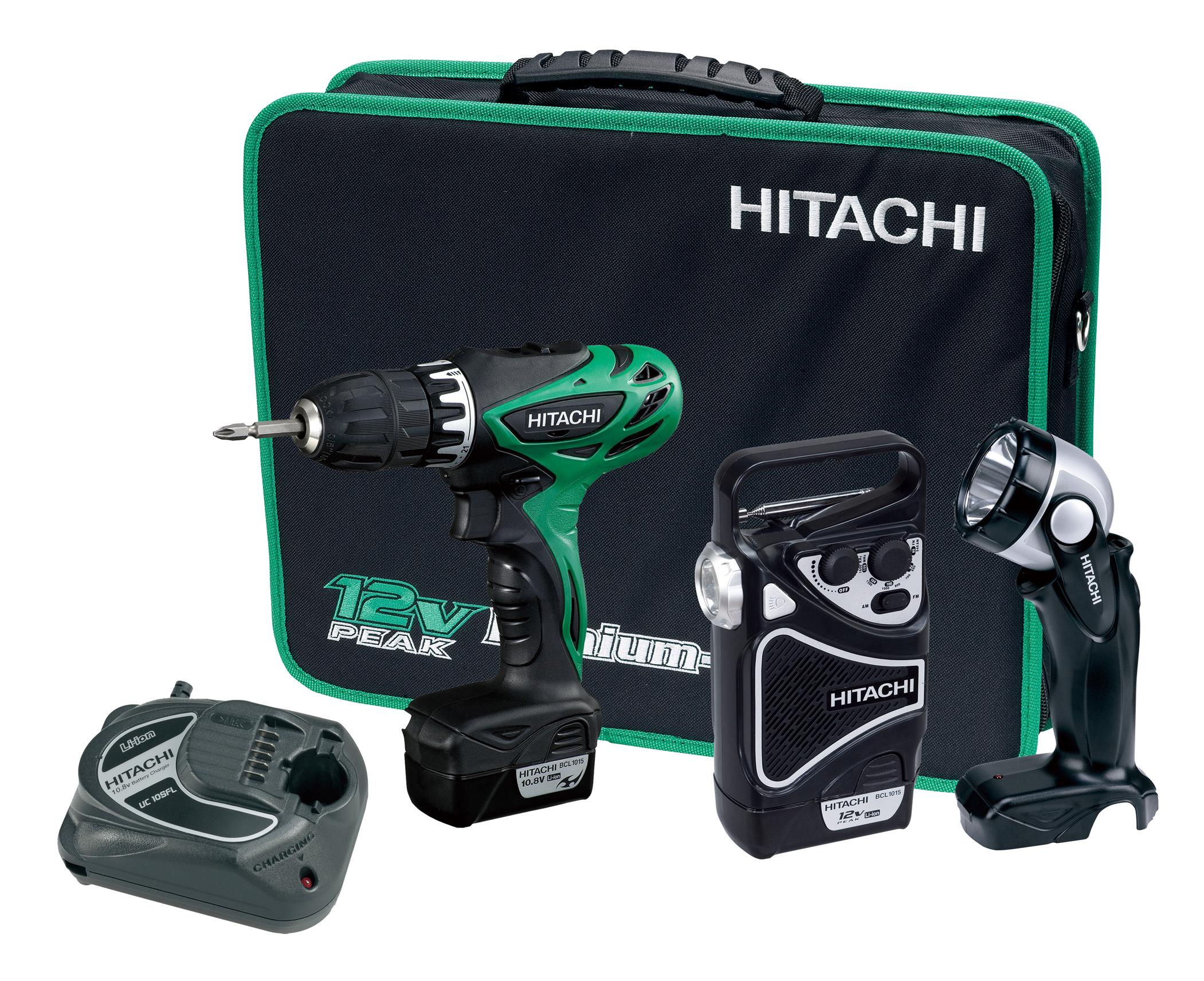 [Sprzedam] Sprzedam wiertarko-wkr�tarki Hitachi KC10DHL 24m gw