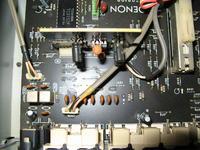 DENON PMA-520 - lewy kanał gra ciszej