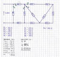 Schemat - Kirchhoff - jak rozwiązać?