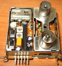 Monitoring - kamera -> modulator -> tv - jak podłączyć