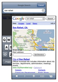 Google zoptymalizowało wyszukiwarkę dla iPhone i smartfonów
