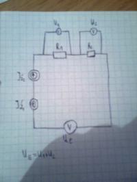 prosty schemat elektryczny