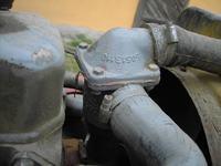 Ciągnik Zetor 5718 Ursus 4011 Montaż termostatu