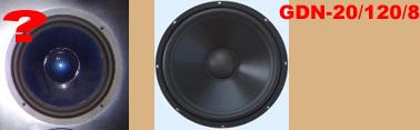 Kolumny głośnikowe TONSIL prototyp!