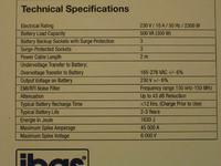Projektor Benq W500 a Ups - problem