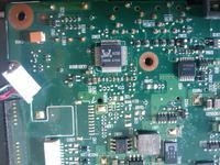 Toshiba a215 s-7422 problem z dźwiękiem