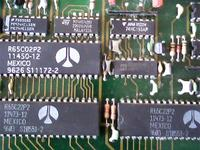 Identyfikacja płytki z dużą liczbą scalaków i światłowodami