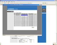 LinkSys WRT120N - źle działa blokada dostępu