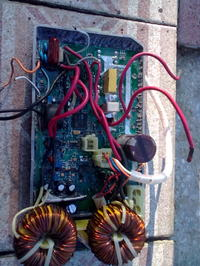 Agregat Einhell BT-PG900 uszkodzony inwerter
