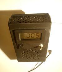 Czujnik/detektor alkoholu