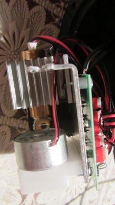 Projektor laserowy swiateczny naprawa