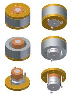 Projekt zwrotnicy do zestawu głośnikowego w obudowie ALTUS 300