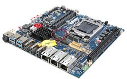 EMX-H310DP - płyta Thin Mini-ITX pod Coffee Lake z PCIe x16 i 3 x HDMI