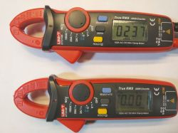 UNI-T UT210E True RMS clamp meter - Test / Review / Description