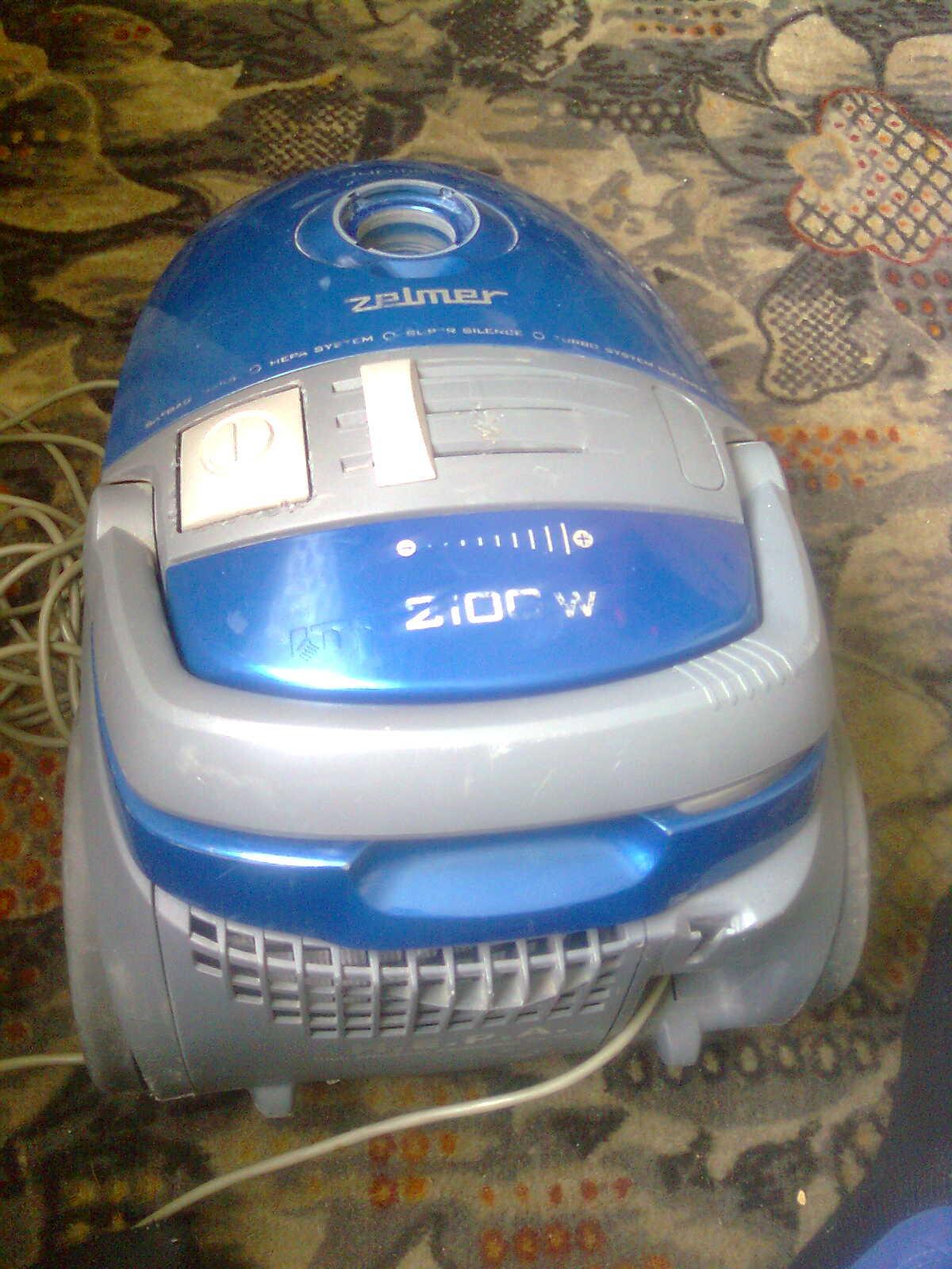[Sprzedam] Odkurzacz Zelmer Jupiter 2100W sprawny!