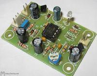 Prosty detektor sygna�u audio